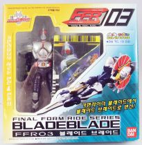 Masked Rider Final Form Ride Series - N°03 Blade Blade - Bandai
