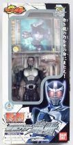Masked Rider Rider & Monster Series - Masked Rider Ryuki Black Form - Bandai