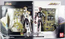 Masked Rider Souchaku Henshin Series - Masked Rider Femme & Ryuga GD-94 - Bandai