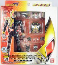 Masked Rider Souchaku Henshin Series - Masked Rider Glaive GD-87 - Bandai