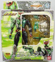 Masked Rider Souchaku Henshin Series - Masked Rider Kiva Basshaa Form GE-38 - Bandai