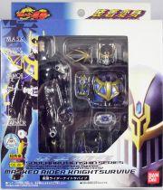 Masked Rider Souchaku Henshin Series - Masked Rider Knight Survive GE-26 - Bandai