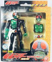 Masked Rider Souchaku Henshin Series - Masked Rider Sakurajima no.1 GD-46 - Bandai