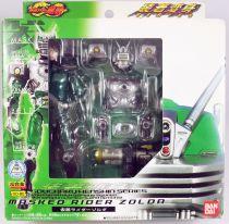 Masked Rider Souchaku Henshin Series - Masked Rider Zolda GD-80 - Bandai