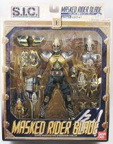 Masked Rider Super Imaginative Chogokin - Vol.35 Masked Rider Blade - Bandai