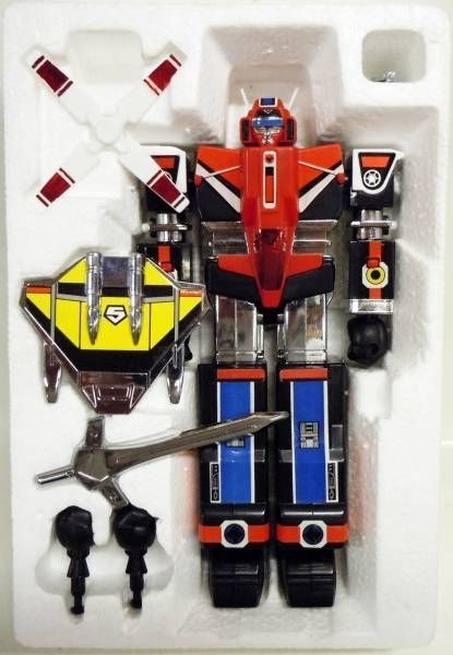 Maskman - Bandai - Bio Great V