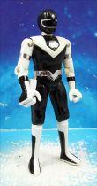 Maskman - Bandai - Black Maskman (loose)