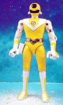 Maskman - Bandai - Force Jaune (loose)