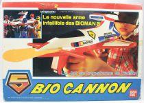 "Maskman - Bandai France - Jetcanon \""Bio Cannon\"""