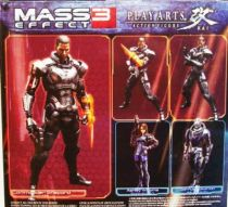 Mass Effect 3 - Commander Shepard - Play Arts Kai Action Figure - Square Enix