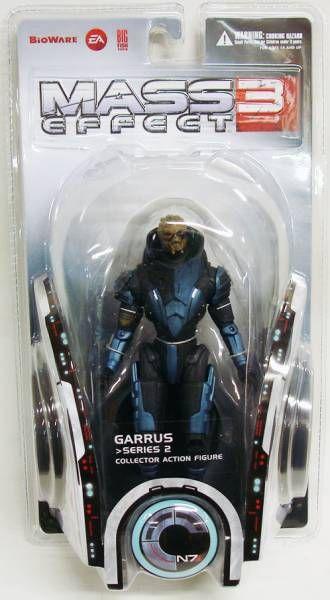 Mass Effect 3 - Garrus - Collector Action Figure - Big Fish Toys
