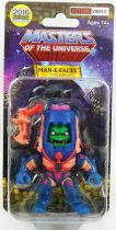 """Masters of the Universe - Action-vinyl - Man-E-Faces \""""GID Edition\"""" - The Loyal Subjects"""