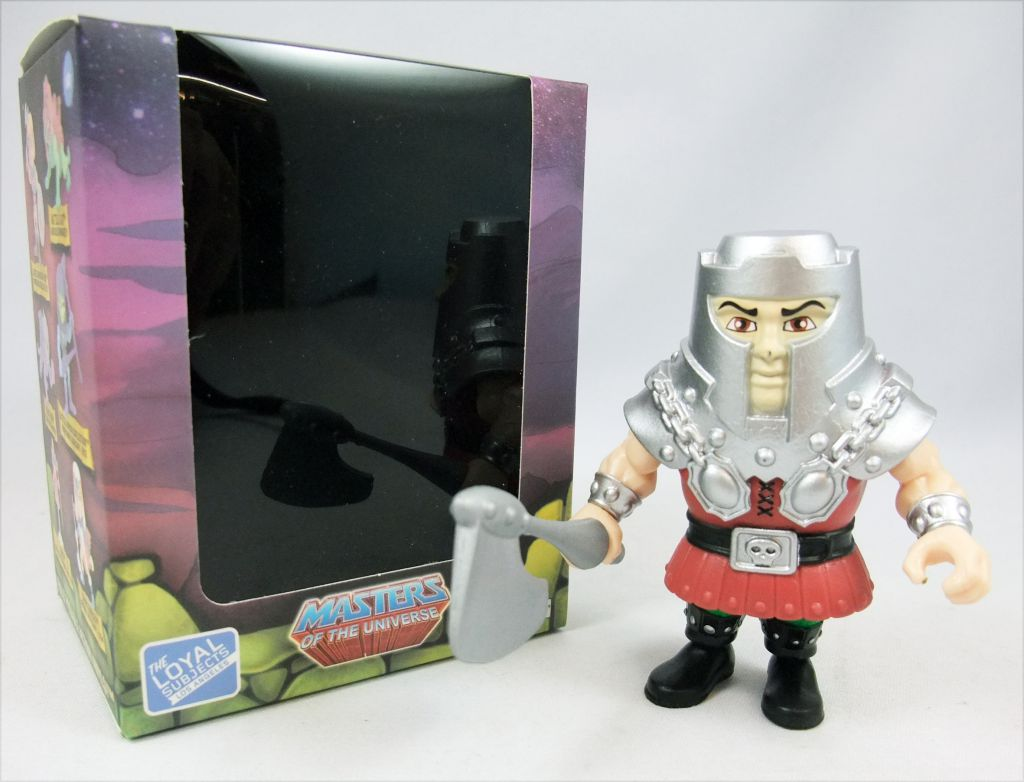 Masters of the Universe Ran-Man Action Vinyl