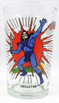Masters of the Universe - Amora glass - Skeletor / He-Man