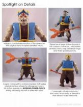 Masters of the Universe - Angast (carte USA) - Barbarossa Art