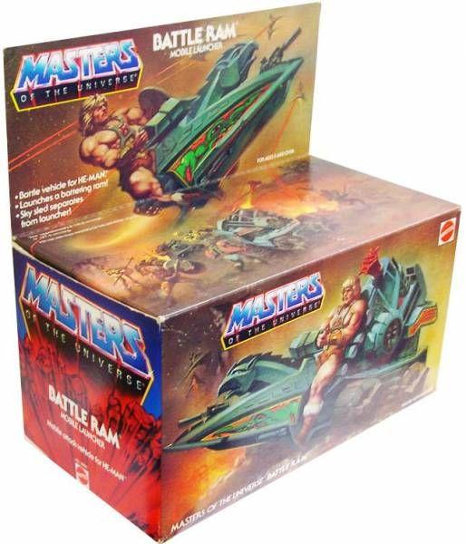 Masters of the Universe - Battle Ram (USA box)