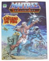 Masters of the Universe - Book - Whitman-France -  \'\' L\'oiseau de feu \'\'