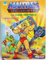 Masters of the Universe - Book - Whitman-France - \'\'La Vision Infernale\'\'