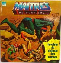 Masters of the Universe - Book - Whitman-France - \'\'Le voleur du Château des Ombres\'\'