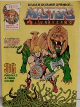 Masters of the Universe - Book - Zinco Editions - Masters Magazine #7