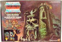Masters of the Universe - Castle Grayskull / Château des Ombres (boite Canada)