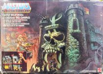 Masters of the Universe - Castle Grayskull / Château des Ombres (boite Europe)