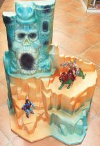 Masters of the Universe - Castle Grayskull - Masters of the Universe Store display - Mattel France