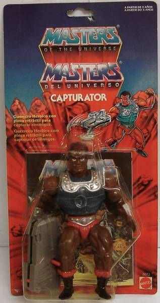 Masters of the Universe - Clamp Champ (Spain card)