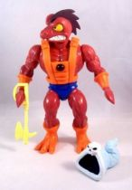 Masters of the Universe - Clawful \'\'Filmation version\'\' (USA card) - Barbarossa Art