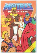 Masters of the Universe - Comic Book - Eurédif - Issue #11 : Return of the King