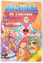 Masters of the Universe - Comic Book - Eurédif - Issue #12 : The Menace of Negator