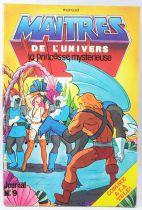 Masters of the Universe - Comic Book - Eurédif - Issue #9 : The mysterious princess