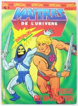 Masters of the Universe - Comic Book - Eurédif - Special Issue #1 : Skeletor\'s trap