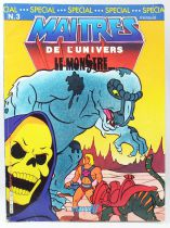 Masters of the Universe - Comic Book - Eurédif - Special Issue #3 : The monster
