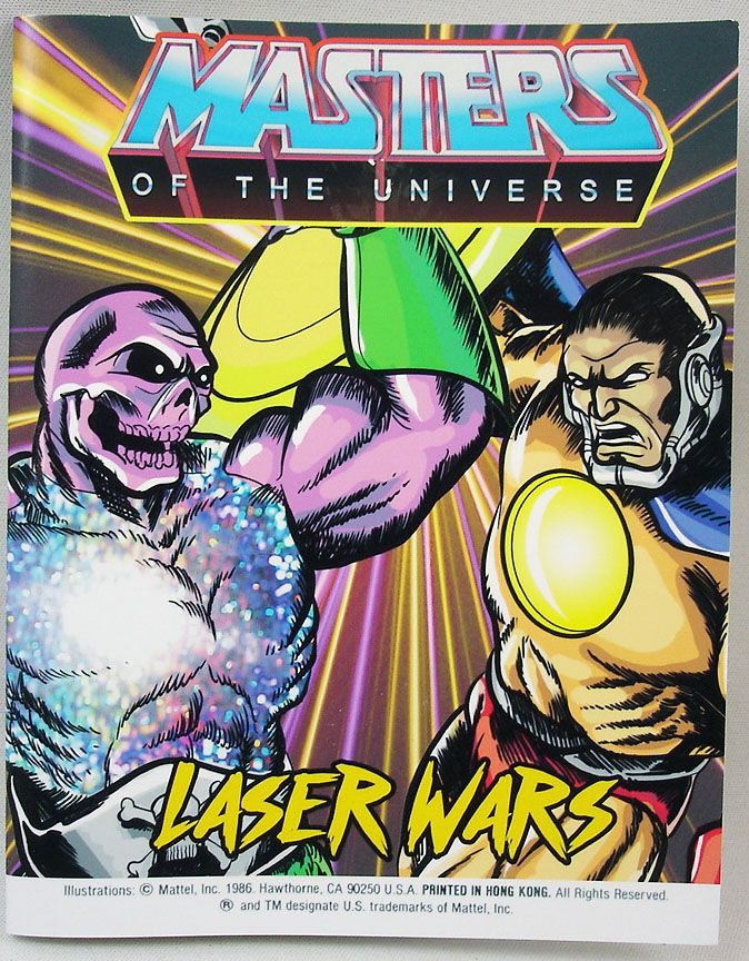 Masters of the Universe - Dethlor (Europe card) - Barbarossa Art