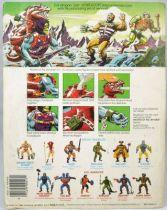 Masters of the Universe - Dragon Blaster Skeletor  Skeletor Paralyzor carte USA (1)
