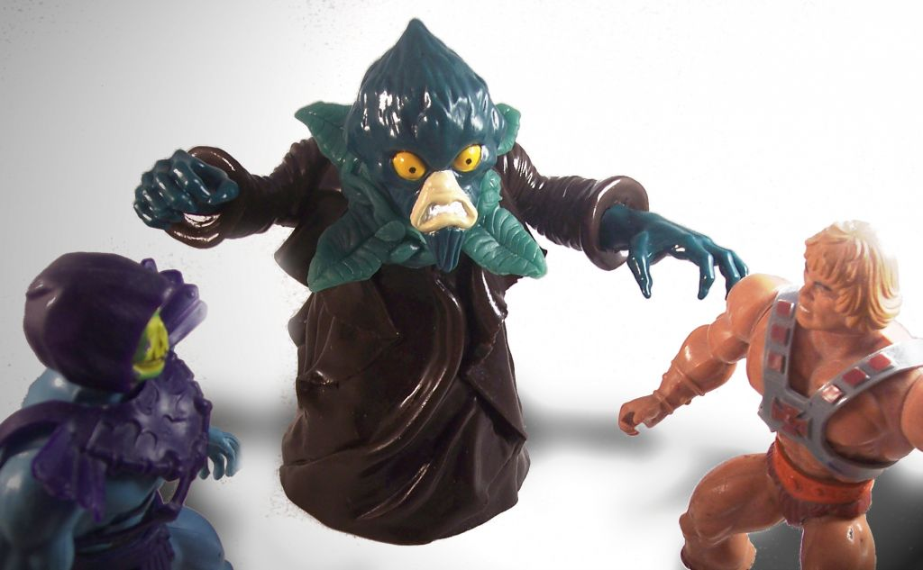 Masters of the Universe - Evilseed - Barbarossa Art (1)