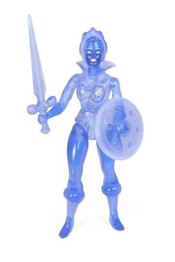 Masters of the Universe - Frozen Teela (Filmation New Vintage) - Super7