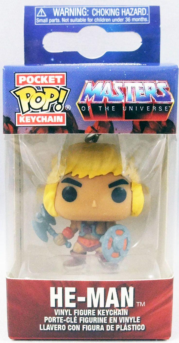 Masters of the Universe - Funko Pocket POP! keychain figure - He-Man