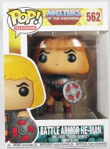 Masters of the Universe - Funko POP! vinyl figure - Battle Armor He-Man