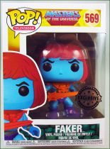 Masters of the Universe - Funko POP! vinyl figure - Faker