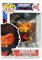 Masters of the Universe - Funko POP! vinyl figure - Grizzlor #40