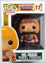 Masters of the Universe - Funko POP! vinyl figure - He-Man #17