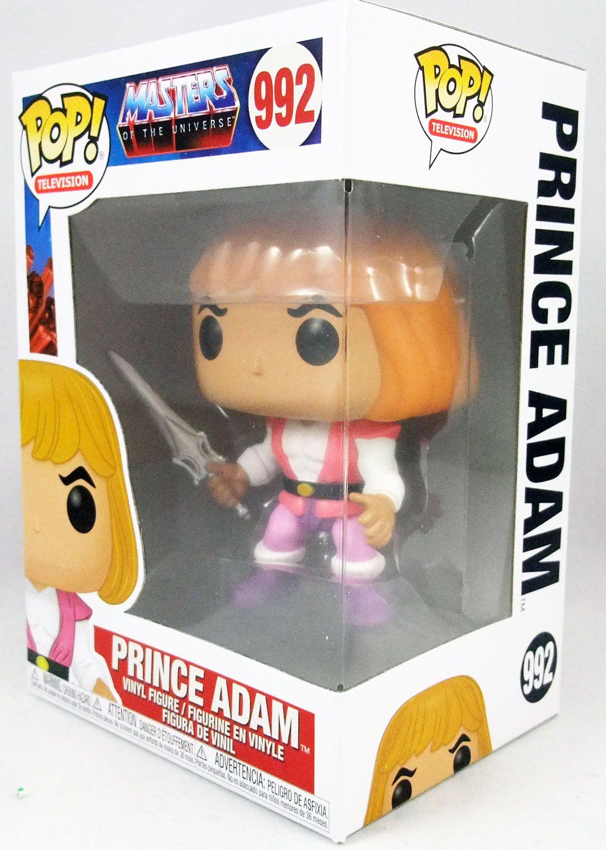Masters of the Universe - Funko POP! vinyl figure - Prince Adam #992