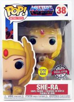 """Masters of the Universe - Funko POP! vinyl figure - She-Ra \""""Glows in the dark Special Edition\"""" #38"""