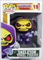 Masters of the Universe - Funko POP! vinyl figure - Skeletor #19