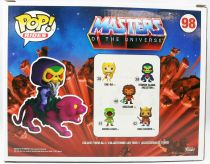 Masters of the Universe - Funko POP! vinyl figure - Skeletor on Panthor #98