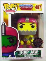 Masters of the Universe - Funko POP! vinyl figure - Trap Jaw (comics color)