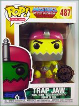 Masters of the Universe - Funko POP! vinyl figure - Trap Jaw (comics color)