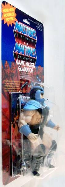 Masters of the Universe - Game Master/ Gladiator (carte Europe) - Barbarossa Art